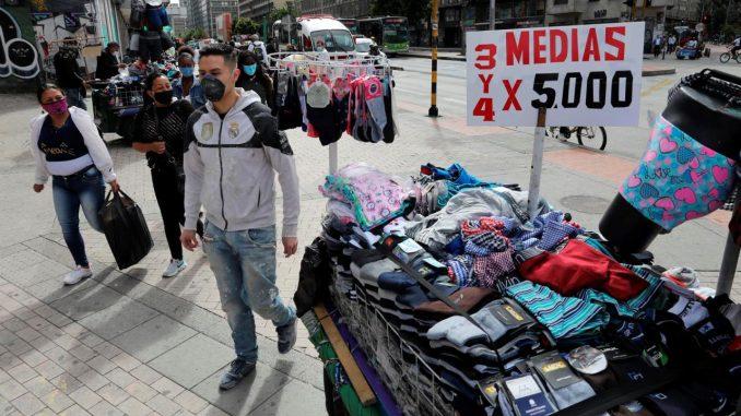 inflación de Colombia