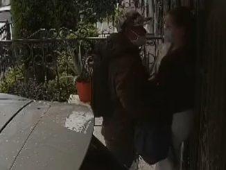 [Video] ¡Qué rabia! Una 'rata' siguió a una enferma hasta la puerta de su casa en Bello y la robó