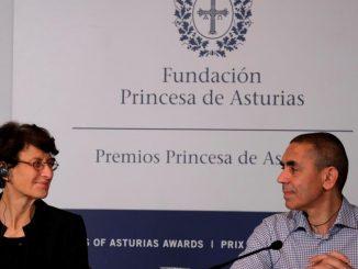 vacuna pfizer princesa asturias
