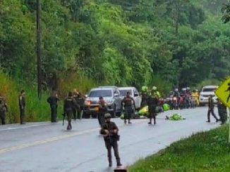 Dos policías habrían sido asesinados en el Cauca