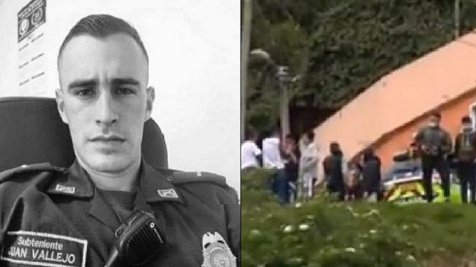 Declararon ilegal la captura del presunto asesino del policía Juan Pablo Vallejo en Bogotá