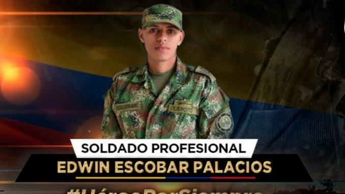 Soldado fue asesinado en zona rural de Teorama, Norte de Santander