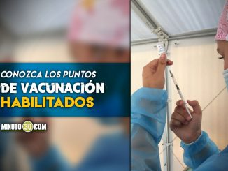 Buscarán a los que no se han vacunado en Medellín