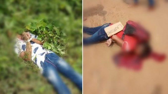 Jugosa recompensa por asesinos de niño y joven en Tibú