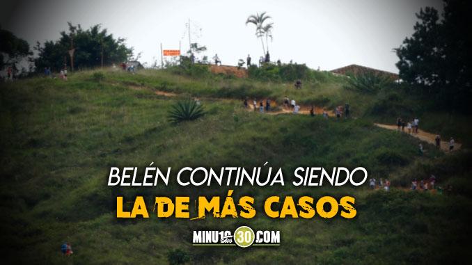 Medellin no baja de 4.000 casos activos de covid 19 y asi estan distribuidos por comunas