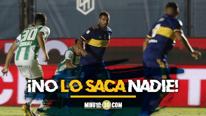 El golazo de Edwin Cardona con Boca Juniors desencadeno halagos para el colombiano