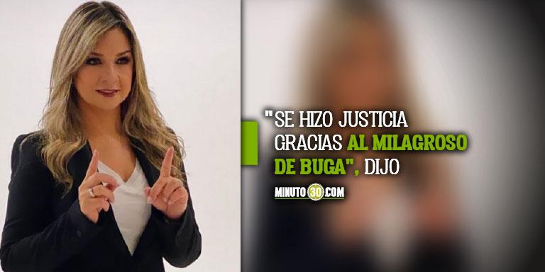 Vicky Dávila absuelta de caso Estupiñán
