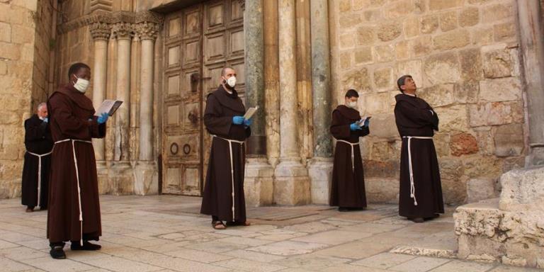 santo sepulcro franciscanos