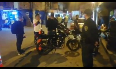 En este momento Policía realiza controles en la comuna Popular de Medellín