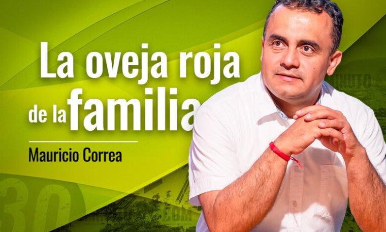Mauricio Correa La oveja roja de la familia 760 x 456