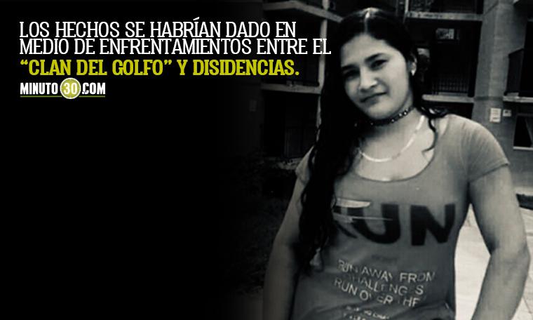 Asesinan a mujer embarazada en el municipio de Peque Antioquia