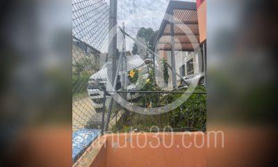 Accidente San Cristobal